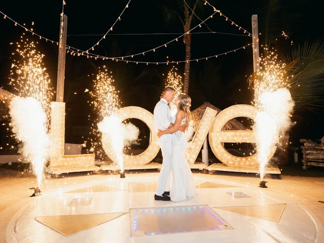 Brandon and Jennifer's Wedding in Punta Cana, Dominican Republic 165