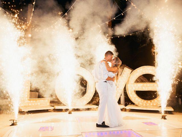 Brandon and Jennifer's Wedding in Punta Cana, Dominican Republic 166