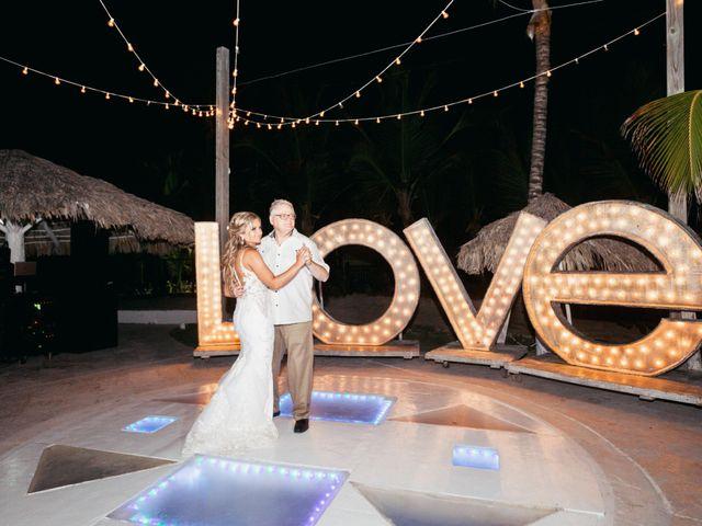 Brandon and Jennifer's Wedding in Punta Cana, Dominican Republic 167