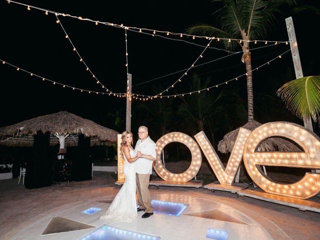 Brandon and Jennifer's Wedding in Punta Cana, Dominican Republic 168