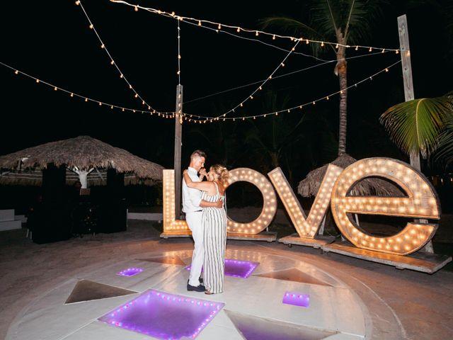 Brandon and Jennifer's Wedding in Punta Cana, Dominican Republic 170
