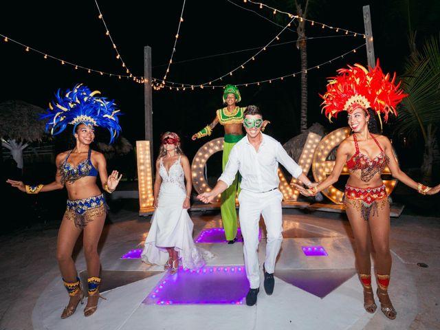 Brandon and Jennifer's Wedding in Punta Cana, Dominican Republic 171