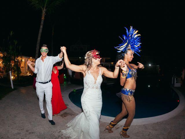 Brandon and Jennifer's Wedding in Punta Cana, Dominican Republic 172
