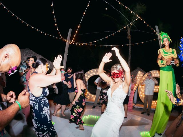 Brandon and Jennifer's Wedding in Punta Cana, Dominican Republic 173