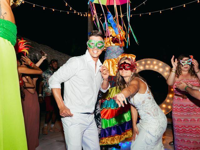 Brandon and Jennifer's Wedding in Punta Cana, Dominican Republic 174