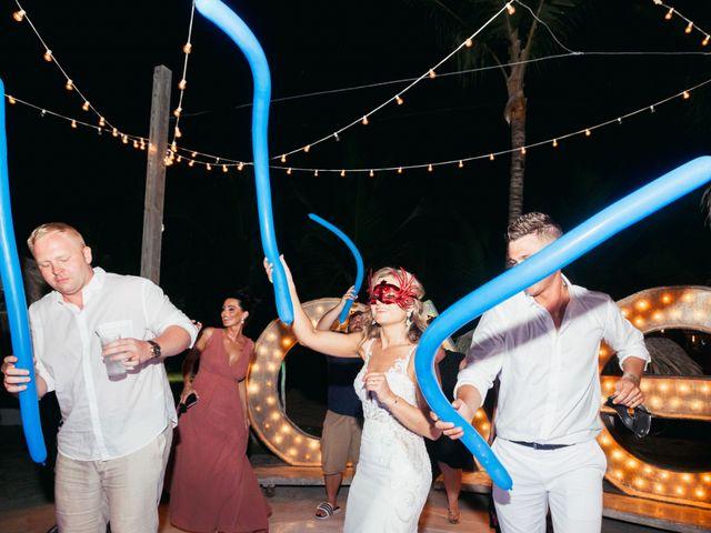 Brandon and Jennifer's Wedding in Punta Cana, Dominican Republic 175