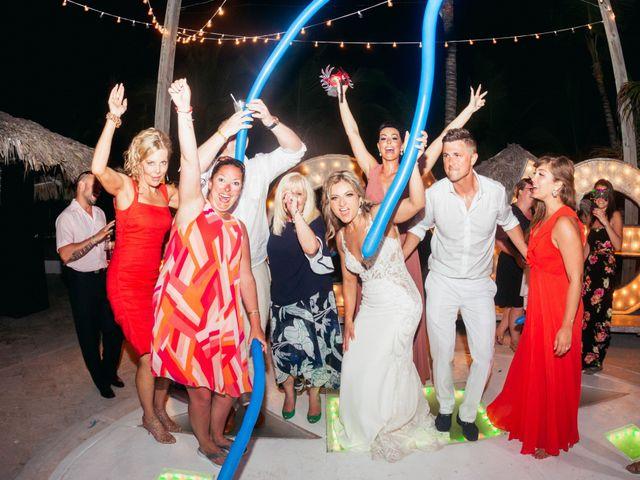 Brandon and Jennifer's Wedding in Punta Cana, Dominican Republic 176