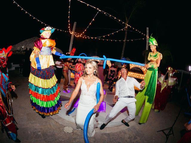 Brandon and Jennifer's Wedding in Punta Cana, Dominican Republic 177