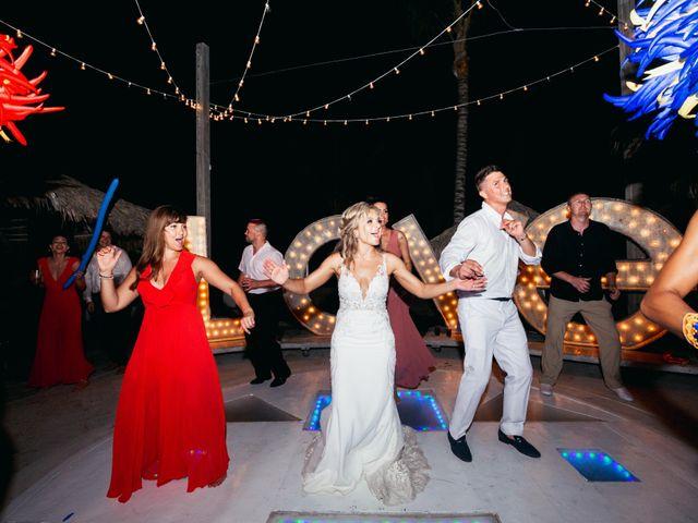 Brandon and Jennifer's Wedding in Punta Cana, Dominican Republic 179