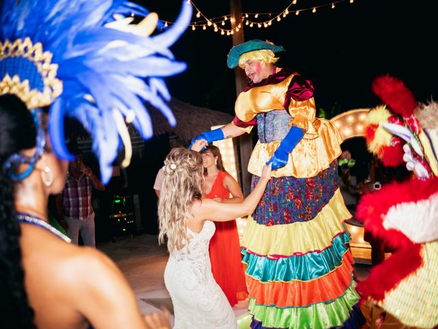 Brandon and Jennifer's Wedding in Punta Cana, Dominican Republic 181