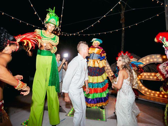 Brandon and Jennifer's Wedding in Punta Cana, Dominican Republic 183