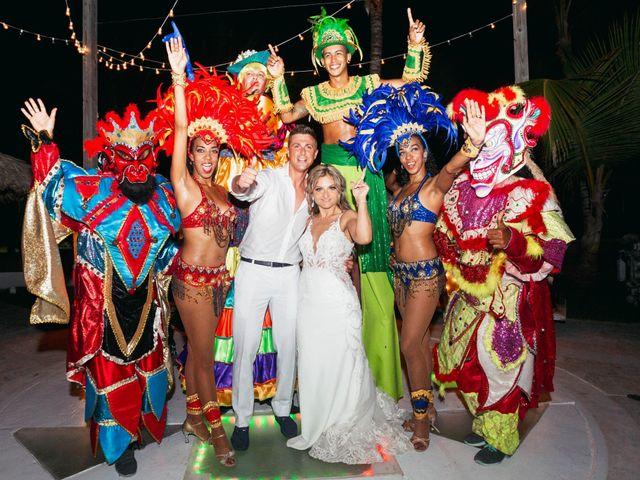 Brandon and Jennifer's Wedding in Punta Cana, Dominican Republic 184