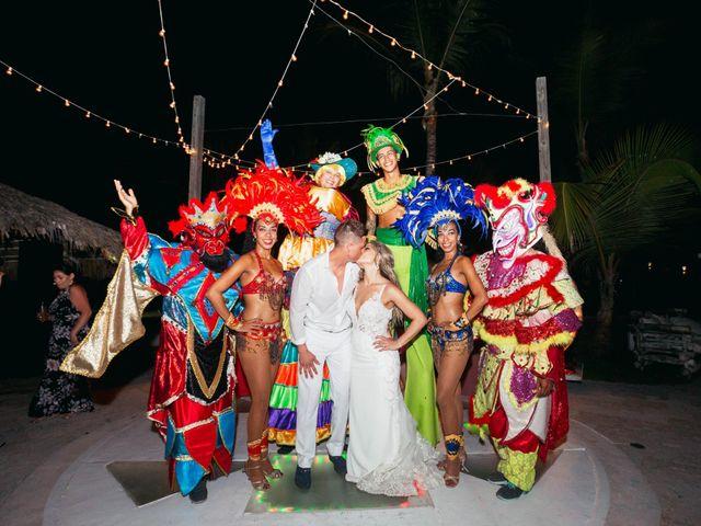 Brandon and Jennifer's Wedding in Punta Cana, Dominican Republic 185