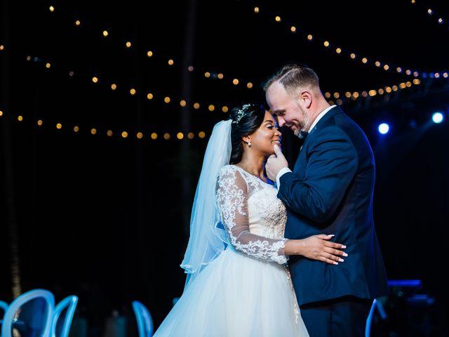 The wedding of Teresa and Maik
