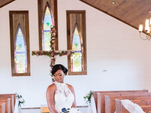 Chante' and Travis's Wedding in Marion, South Carolina 3