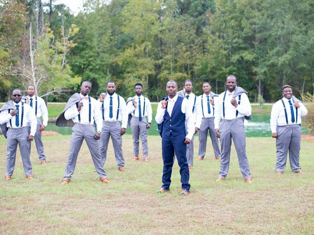 Chante' and Travis's Wedding in Marion, South Carolina 5