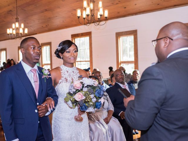 Chante' and Travis's Wedding in Marion, South Carolina 21