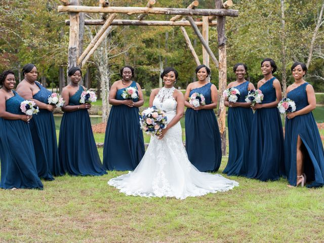 Chante' and Travis's Wedding in Marion, South Carolina 22