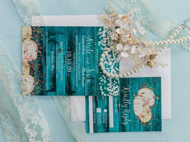 Jason and Nicole's Wedding in Charleston, South Carolina 2