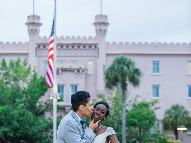 Jason and Nicole's Wedding in Charleston, South Carolina 25