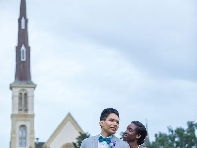 Jason and Nicole's Wedding in Charleston, South Carolina 26