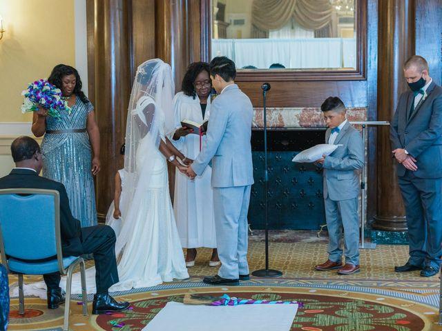 Jason and Nicole's Wedding in Charleston, South Carolina 29