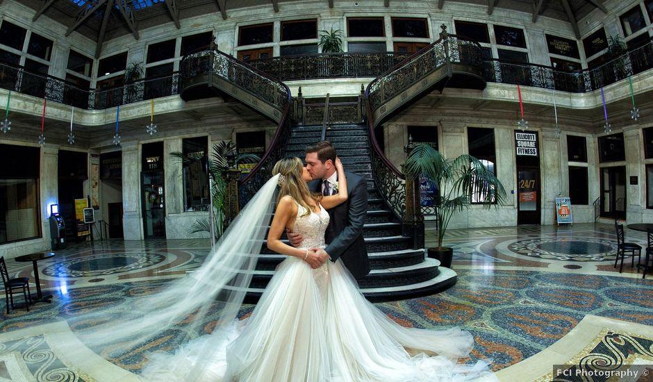 Joshua and Kelli's Wedding in Buffalo, New York
