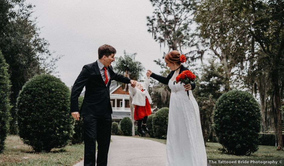 Austin and Ariel's Wedding in Lake Alfred, Florida