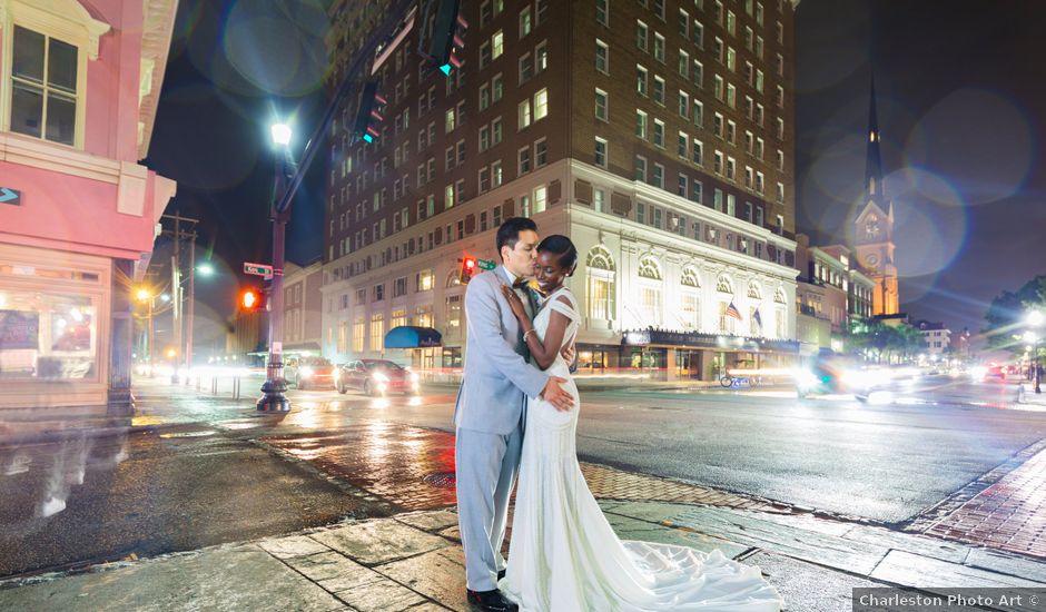 Jason and Nicole's Wedding in Charleston, South Carolina