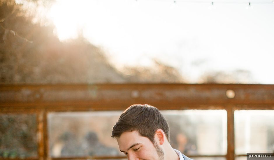 Paige and Kevin's Wedding in Knoxville, Tennessee