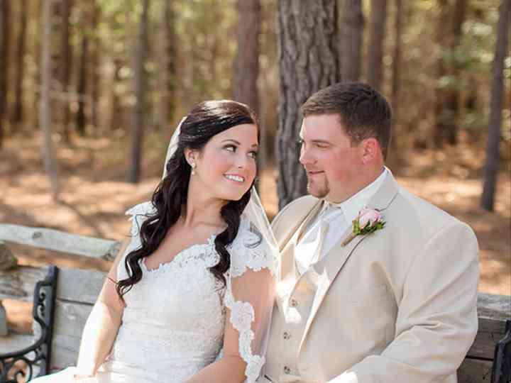 The wedding of Matthew and Lauren