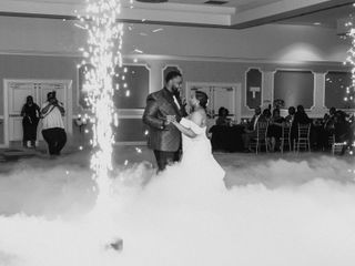 The wedding of Devan and Donte 3