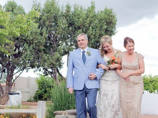 Emily and Joe's Wedding in Sedona, Arizona 5