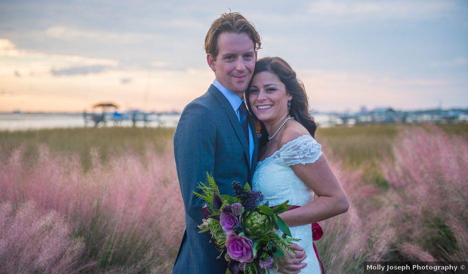 Nikki and Justin's Wedding in Mount Pleasant, South Carolina