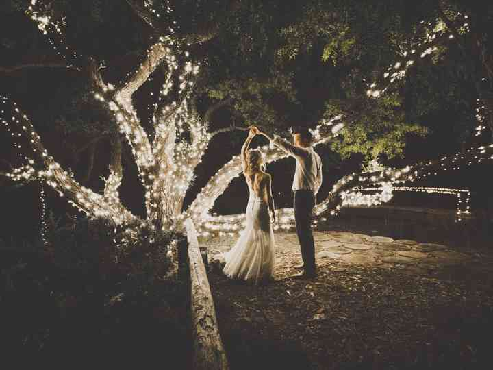 The wedding of Kendall and Giffin