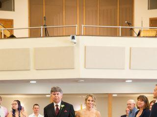 The wedding of Jennifer and Benjamin 1