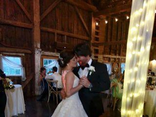 The wedding of Lauren and Ryan 1