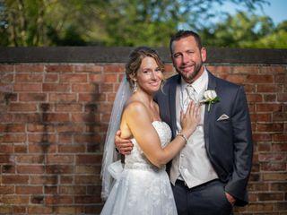 The wedding of Jennifer and Benjamin