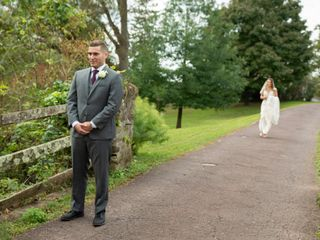 Keith and Casey's Wedding in Audubon, New Jersey 16