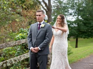 Keith and Casey's Wedding in Audubon, New Jersey 18