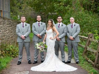 Keith and Casey's Wedding in Audubon, New Jersey 29