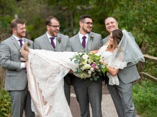Keith and Casey's Wedding in Audubon, New Jersey 30