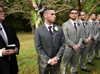Keith and Casey's Wedding in Audubon, New Jersey 42