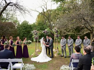 Keith and Casey's Wedding in Audubon, New Jersey 45