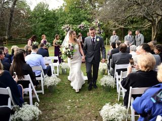 Keith and Casey's Wedding in Audubon, New Jersey 48