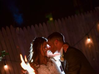 Keith and Casey's Wedding in Audubon, New Jersey 80