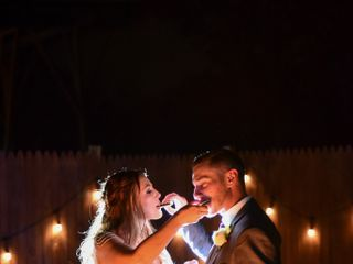 Keith and Casey's Wedding in Audubon, New Jersey 83