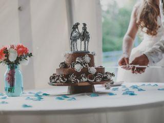The wedding of Sarah and Gavin 2