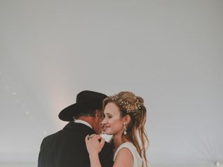 The wedding of Sarah and Gavin 3