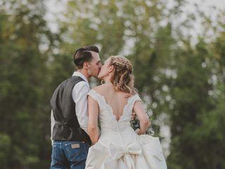 The wedding of Sarah and Gavin